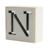 MM1014 - N  Mirror Mirror Block