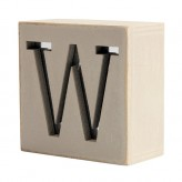 MM1023 - W  Mirror Mirror Block