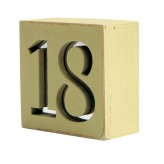 MM1031 - 18  Mirror Mirror Block