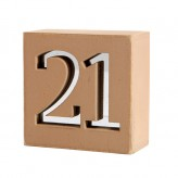 MM1032 - 21  Mirror Mirror Block