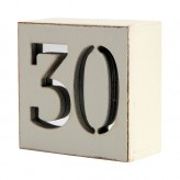 MM1033 - 30  Mirror Mirror Block