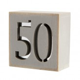 MM1035 - 50  Mirror Mirror Block
