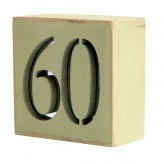 MM1036 - 60  Mirror Mirror Block