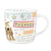 Friends Are Like Stars - Boofle Mug