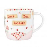 Love You Loads - Boofle Mug