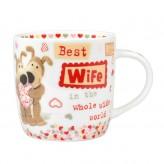 Wife - Boofle Mug