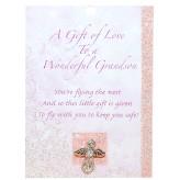 Gift Love Grandson - Travel Angel