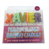 Xavier - Named Candles