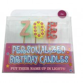 Zoe - Named Candles