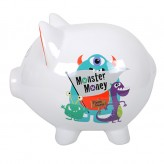 Monster Money - Pig Money Bank