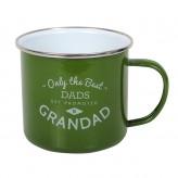 Grandad - Enamel Mug