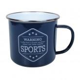 Sports - Enamel Mug