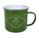 Bob - Enamel Mug