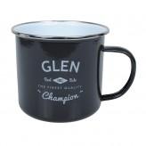 Glen - Enamel Mug