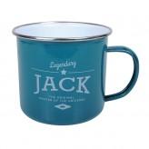 Jack - Enamel Mug