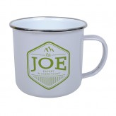 Joe - Enamel Mug
