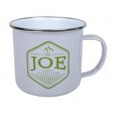 Joe - Enamel Mug