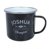 Joshua - Enamel Mug