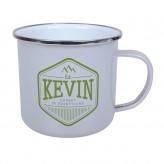 Kevin - Enamel Mug