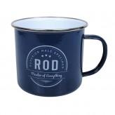 Rod - Enamel Mug