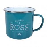 Ross - Enamel Mug
