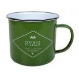 Ryan - Enamel Mug