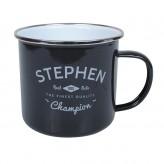 Stephen - Enamel Mug