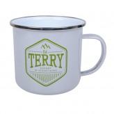 Terry - Enamel Mug