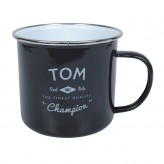 Tom - Enamel Mug