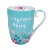 Gorgeous Mum - Female Mug
