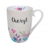 Cheryl - Female Mug