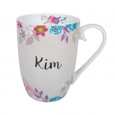 Kim - Female Mug