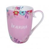 Leanne - Female Mug