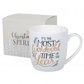 Christmas Spirit Mugs - It's The Most