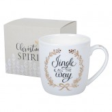 Christmas Spirit Mugs-Jingle All The Way