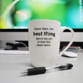 Best Thing - Workaholic Mug