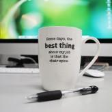 Best Thing - Workaholic Mug