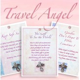 Angel Travel Pins Concept
