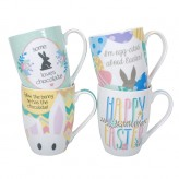 Easter Mugs - Assorted Designs