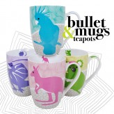 Animalia Mugs - Asst