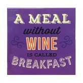 MT166 A Meal Without Wine - BSOL Magnet