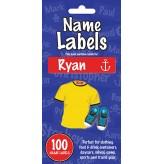 Ryan - Name Labels