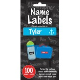 Tyler - Name Labels