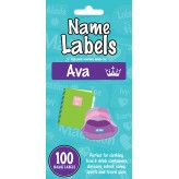 Ava - Name Labels
