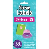 Chelsea - Name Labels
