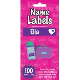 Ella - Name Labels