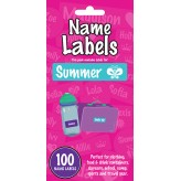 Summer - Name Labels