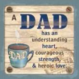 Dad - Cuppa Coaster
