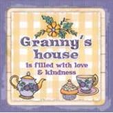 Granny - Cuppa Coaster