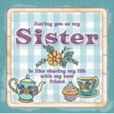 Sister - Cuppa Coaster